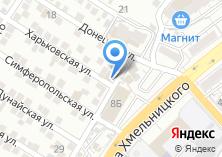 Компания «Астрахань-Восток-Сервис» на карте