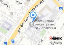 Компания «Государственный морской университет им. адмирала Ф.Ф. Ушакова» на карте