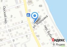 Компания «Давика» на карте