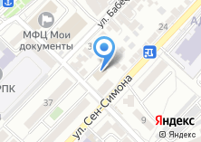 Компания «Татоша» на карте