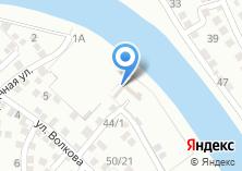 Компания «Управление вододелителя и нерестилищ» на карте