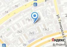 Компания «Югдомсервис» на карте