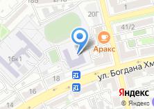 Компания «Средняя общеобразовательная школа №59» на карте