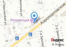 Компания «Астэкспорт производственно-коммерческая фирма» на карте