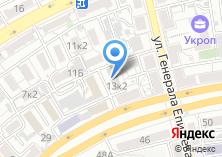 Компания «Волгоспас» на карте
