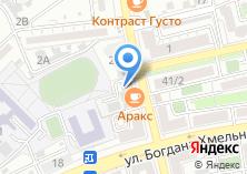 Компания «Астрахань-Ортин.рф» на карте