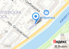 Компания «АрхПроектСервис» на карте