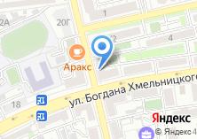 Компания «Нотариус Кочарова А.Г» на карте