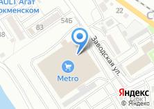 Компания «РЕТ» на карте