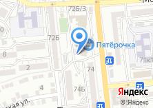 Компания «Золотой Солод» на карте