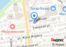 Компания «Магазин комплектующих для сантехники» на карте