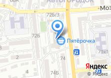 Компания «Эфир» на карте