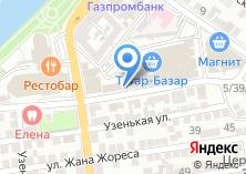 Компания «Татар-Базар» на карте