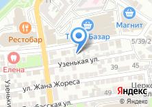 Компания «Балу» на карте