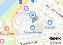 Компания «Минутка» на карте