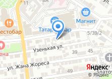 Компания «СуперДом» на карте