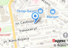 Компания «Алевтина» на карте