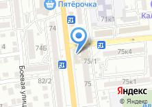 Компания «Электробыт» на карте