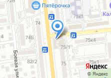 Компания «БЕЛЫЙ КОТ» на карте