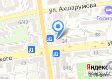 Компания «Экстрим» на карте
