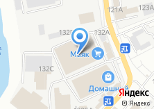 Компания «Машук» на карте