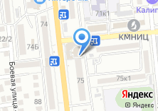 Компания «Трусовский» на карте