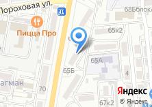 Компания «Астраханский инженерно-консультационный центр» на карте