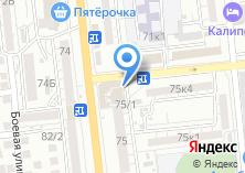 Компания «Астраханская птицефабрика» на карте