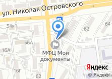 Компания «Волгател.рф» на карте