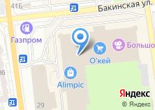 Компания «Acoola» на карте