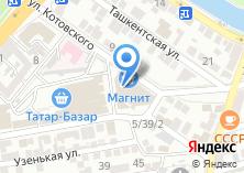 Компания «Пиноккио» на карте