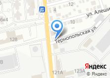 Компания «Автомойка на Боевой» на карте