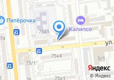 Компания «Электрик-Центр» на карте