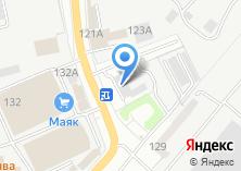 Компания «Астраханский тепловозоремонтный завод» на карте