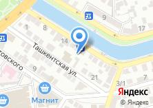 Компания «Газмонтажсервис» на карте