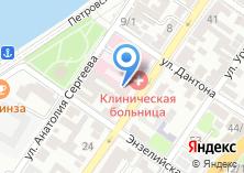 Компания «Стационар №1» на карте