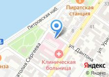 Компания «Клиническая больница №2» на карте