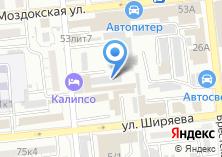 Компания «Центр по ремонту и тонированию автостекол» на карте