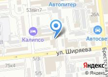 Компания «Русские медные трубы» на карте