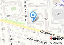 Компания «Тамада» на карте