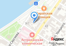 Компания «Ин.Турист-Астрахань» на карте
