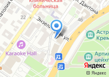 Компания «Управление вневедомственной охраны Управления МВД России по Астраханской области» на карте