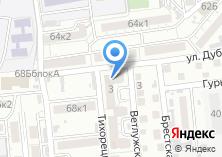 Компания «Зоренька» на карте