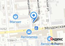 Компания «Медиус» на карте