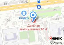 Компания «ITechnics» на карте