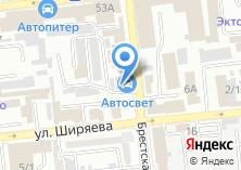 Компания «Торговый дом Портал оптово-розничная фирма» на карте