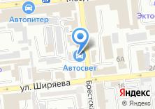 Компания «Престиж-Сервис» на карте