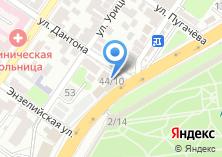 Компания «Лукойл-Нижневолжскнефть добывающая компания» на карте