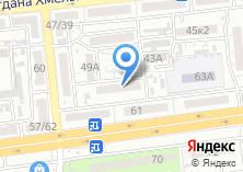 Компания «Прикосновение» на карте