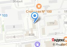 Компания «Межрегиональный оперативно-розыскной отдел ГУ МВД России по ЮФО» на карте